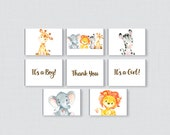 Safari Baby Shower Mini C...