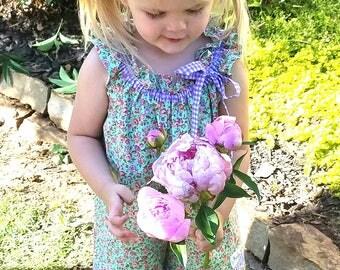 Baby girl Romper- Girls Romper - Baby Girl shorts - Toddler Girl Romper - Girls Short Romper -Girls vintage Romper- Girls 6mth to 4T