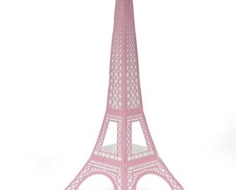 Vive La France Eiffel Tower Centerpiece/ Paris theme /