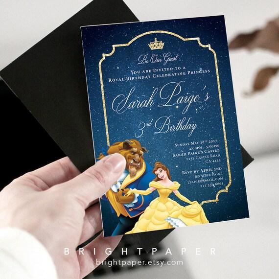 printable disney invitations