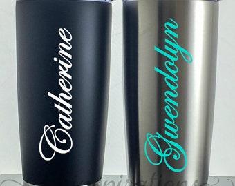 Personalized Travel Coffee Mug, Personalized Travel Mug, Travel Coffee Mug, Travel Cup, Stainless Steel Mug, Coffee Tumbler Travel Mug