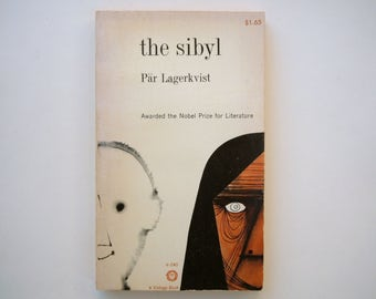 The Sibyl Cover Art by George Giusti Nobel Prize Winner Par Lagerkvist