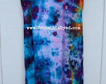 Tie Dye Dress-Womens SMALL-Tiedyed Dress-Womens Clothing-Tiedye Dress-Tyedye Dress-Festival Dress-Womens Dress -Sun Dress-Fairy-Hippie Dress