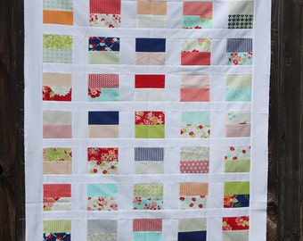 Soarin'/pattern/patterns/sewing pattern/quilt pattern pdf/modern quilt pattern/baby quilt pattern/baby quilt modern/homemade quilt/