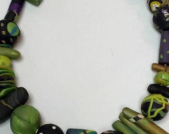 Lily Pond Necklace
