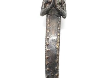 Hand Crafted Brass Door Handle
