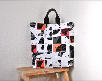 NEW canvas tote, shopping bag, tote bag, canvas bag, market bag, cotton tote bag, book bag, canvas bag