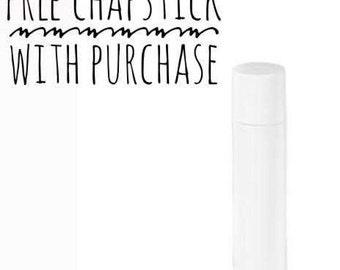 Chapstick/Natural Chapstick/Lip Balm/Natural Lip Balm