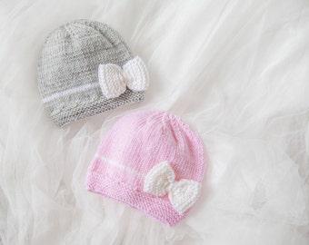 Newborn Merino Wool Hat