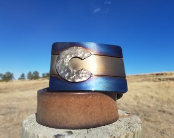 Native - Belt Buckle