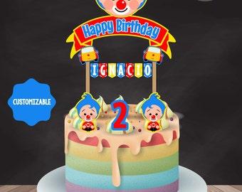 Plim Plim Cake Topper, Plim Plim Birthday, Plim Plim Party, Boy Birthday, Custom Cake Topper, Printable Cake Topper, Plim Plim Cake.