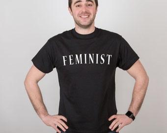 Feminist Clothing Feminist Shirt Feminist T-shirt T Shirt Feminist Tshirt Feminist Tee Shirt Feminism T Shirt T-shirt Men Funny Tshirt PF160