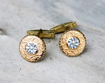 Vintage cufflinks retro cufflinks Cuff Links groom cufflinks Soviet cufflink vintage Jewelry cuff links For men Jewelry Men cuff links