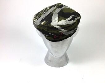 Jungle Beret Camouflage Hat