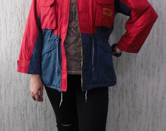 Vintage Light Jacket