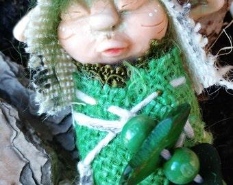 Bebé Elfo VII Baby Elf Ooak