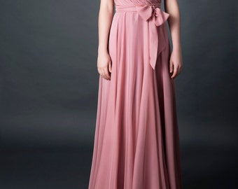 Evening gown/Formal wear/Bridesmaid gown