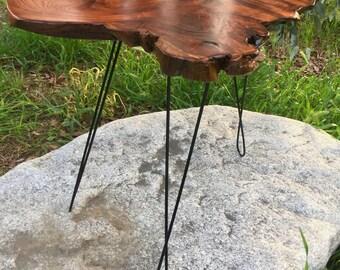 Ironwood Side Table