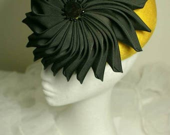 Marian - millinery headpiece