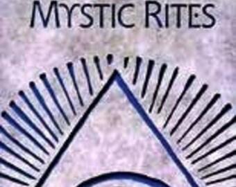 FREEMASONRY and its Ancient Mystic Rites - by C. W. Leadbeater - Freemasonry, Occult, Esoterica, Mystery Schools