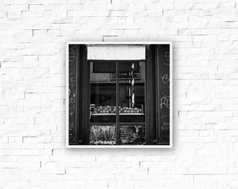 Paris Photography, Black and White, Travel Photography, Affordable Wall Art, Fine Art Print, Gift for Her, Paris Decor