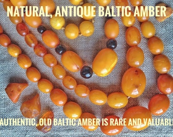 Comprehensive Guide to Baltic Amber for Collectors and Lovers of Unique Jewellery, by FORGOTTEN RETREAT, with photographs