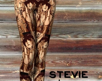 STEVIE NICKS LEGGING