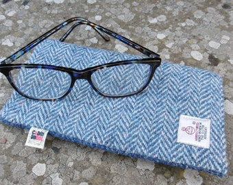 Harris Tweed Glasses case