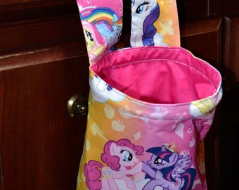 My Little Pony Pincushion with Thread Catcher, Scrap Caddy
