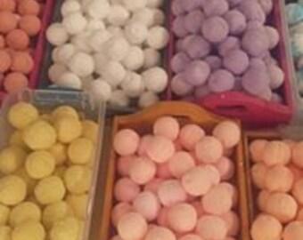 30 MacDaddy's Handmade Artisian Bath Bombs Pick a Scent