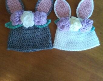 Spring Bunny Hat
