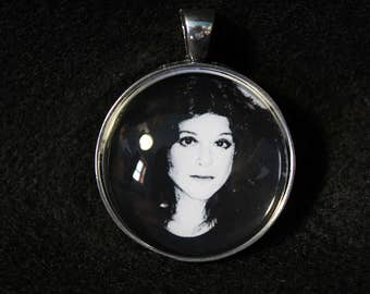 Gilda Radner Classic SNL Keychain