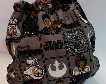 Star Wars Pocket, AIO or Fitted Diaper