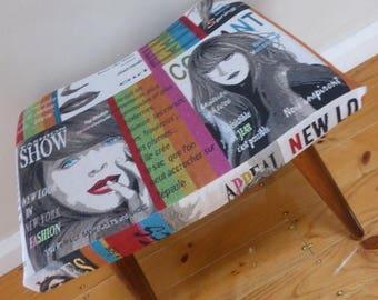 FunKy retro stool>> Ooh La La!