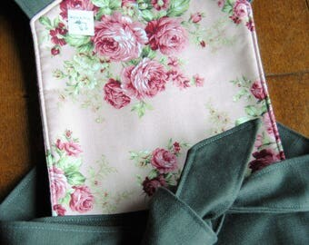 Baby Doll Carrier - Pink Roses