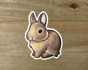 Rabbit Themed Decals Stickers Amp Aluminum Signs By