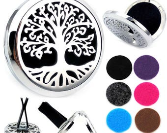 CAR DIFFUSER JEWELLERY- Tree of Life