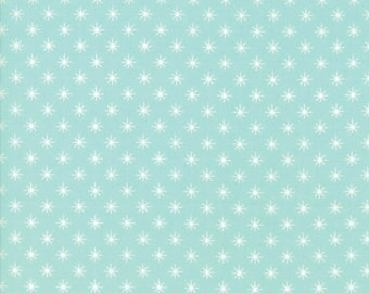SALE!! 1 Yard Sugar Pie by Vanessa Goertzen of Lella Boutique for Moda- Sprinkle -5045-15 Aqua