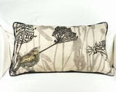 Jenny Wren Rectangular Cushion Cover