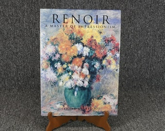 Renoir A Master Of Impressionism By Gerhard Gruitrooy C. 1994