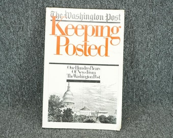The Washington Post Keeping Posted By Laura Longley Babb C. 1977
