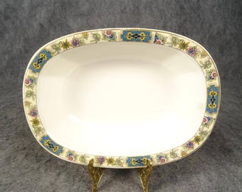 Edwin M. Knowles China Co. Rectangular Serving Bowl