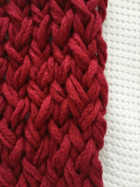 chunky knit decke chunky knit werfen runde decke hand. Black Bedroom Furniture Sets. Home Design Ideas