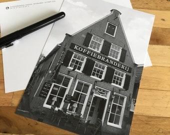 Card - Koffiebranderij, Dokkum - Netherlands