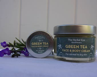 Green Tea Face & Body Cream