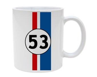 Herbie 53 mug