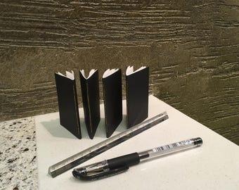 "2"" x 3"" Mini Notebooks (blank)"