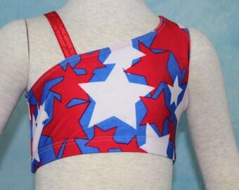 Red white blue bra | Etsy