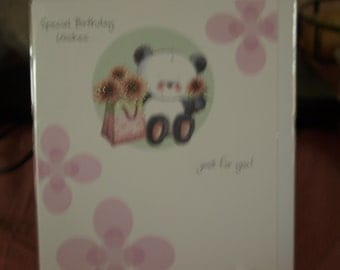 Special Birthday Wishes...Just For You  Birthday Card