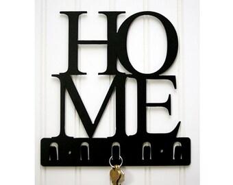 keys decorative key holder wall hook key rack. Black Bedroom Furniture Sets. Home Design Ideas
